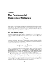 Math 103 - chapter3 Fundemental Theorem