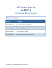 Networking_Lesson7_JulioRivera