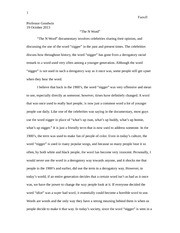 Business 212 N Word Essay