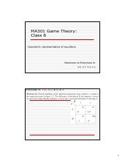 MA301 Game Theory Exercise 08-2015.pdf