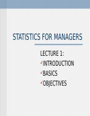 STATISTICS FOR MANAGERS_1.ppt