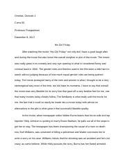 YC His Girl Friday Essay.docx