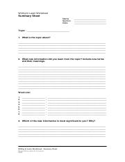 Writing-to-Learn-Summary-Sheets.pdf