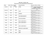 Study Log - Adm Ticket(1)