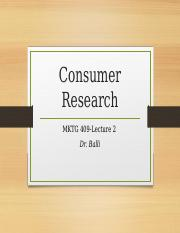 Lecture 2-Consumer Research-Fall2017.pptx