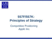Session 3 Apple_competitive positioning