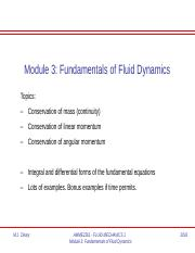 Module 3 Fundamentals of Fluid Dynamics.pdf