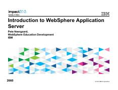 Impact2013_TAW-2660 - Introduction to WebSphere Application Server.pdf
