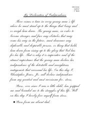 My Declaration of Independence.pdf
