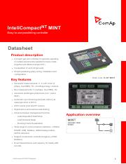 InteliCompact NT MINT Datasheet.pdf