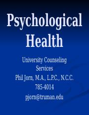 PsychologicalHealthpj2016