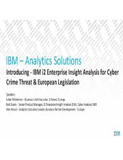 Introducing_IBM_i2_Enterprise_Insight_Analysis_for