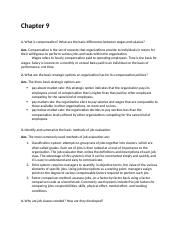 A04 Chap - 9 & 10 Discussion Questions (Recovered).docx