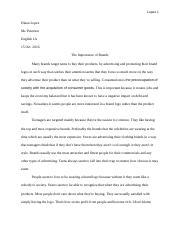 argument culture essay lopez diana lopez mr petersen english 4 pages consumerism essay