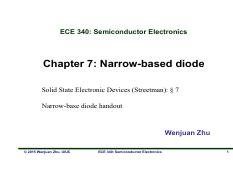Solid State Electronics Pdf