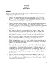 Review Sheet Exam 2--Fall 2011-3