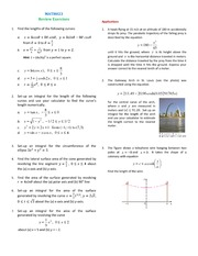 m23 review exercises for long exam 1