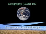 GGR107 lecture 1