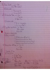 Trigonometric Functions Notes