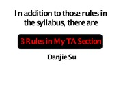 3 Rules in My TA Section_2015_C3_Su