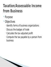 Lesson 5 Business Income_6b643ec01cf0e5132e1a9e2e4edfe27b.pptx