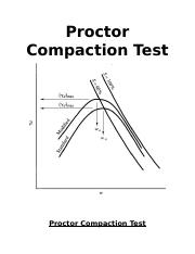 Proctor Compaction Test Report.docx