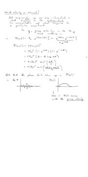 L17(Wavepacket and Heisenberg uncertainty)
