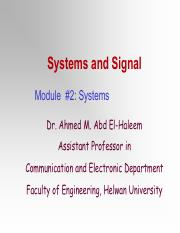Module_2 systems