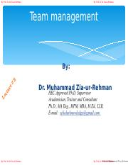 TEAMWORK-BY-DR-ZIA-