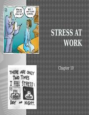 Stress at Work (1)
