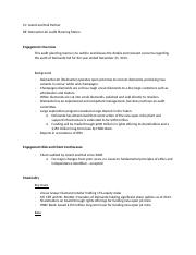 Audit Planning Memo - Deimante Ltd..docx