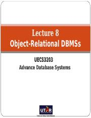 Lecture_8_-_Object-Relational_DBMSs_v1
