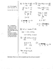 MATH 9 CHAPTER 6 NOTES