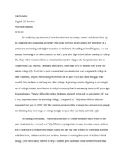 gap year research paper