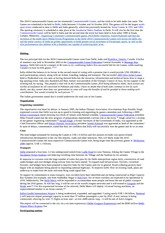 essay on commonwealth games 2010 in english A prominent member of the commonwealth games organising committee  as  preparations for delhi 2010 continue to be dogged by problems.