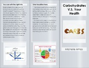 Carbohydrates Brochure