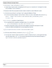 Math Text answers cpt 6 review