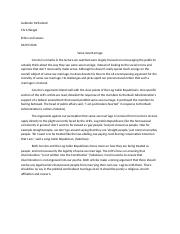 sokolove study questions amendment ldquo congress shall make no law 1 pages same sex marriage essay