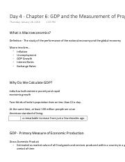 Day 4 - Chapter 6 GDP and the Measurement of Progress.pdf