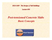 TB-Lecture18-Post-tensioning-Concrete-Slabs