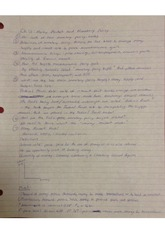 Money Market and Monetary Policy Class Notes