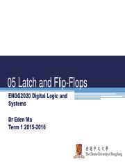 Lecture 05 Latch and Flip-Flops.pdf
