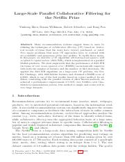 Large-Scale Parallel Collaborative Filtering for.pdf