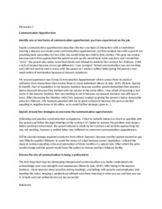 computer mediated communication and interpersonal relationship essay