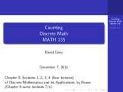 SLU MATH135 counting