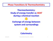 Phase Transitions part 3