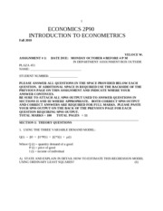 econ 2p90 assign1FALL2010