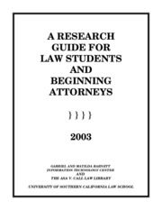 lawresearch