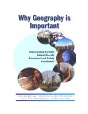 Why is Geography Important.pdf