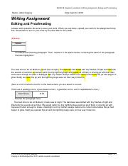 Unit Five- Editing And Proofreading .pdf